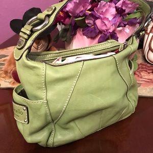 Tignanello Leather satchel